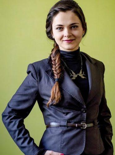 Свириденко Олена
